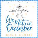 We Met in December Audiobook