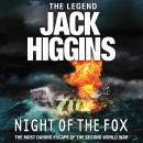 Night of the Fox Audiobook