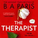 The Therapist Audiobook