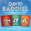 Brilliant Bestsellers by Baddiel (3-book Audio Collection): The Parent Agency, AniMalcolm, Head Kid Audiobook