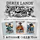 Skulduggery Pleasant: Audio Collection Books 1-3: The Faceless Ones Trilogy: Skulduggery Pleasant, P Audiobook