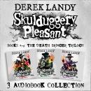 Skulduggery Pleasant: Audio Collection Books 4-6: The Death Bringer Trilogy: Dark Days, Mortal Coil, Audiobook