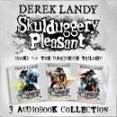 Skulduggery Pleasant: Audio Collection Books 7-9: The Darquesse Trilogy: Kingdom of the Wicked, Last Audiobook