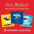 Ross Welford Audio Collection: Time Travelling with a Hamster, What Not to Do If You Turn Invisible, Audiobook