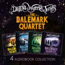 The Dalemark Quartet Audio Collection: Cart and Cwidder, Drowned Ammet, The Spellcoats, The Crown of Audiobook