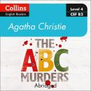 The ABC murders: Level 4 – upper- intermediate (B2) Audiobook