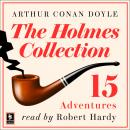 The Adventures of Sherlock Holmes: A Curated Collection Audiobook