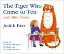 The Tiger Who Came to Tea and other stories collection Audiobook