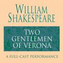 Two Gentlemen Of Verona, William Shakespeare