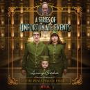 A Series of Unfortunate Events #12: The Penultimate Peril Audiobook