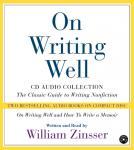 On Writing Well Audio Collection, William Zinsser