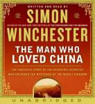 Man Who Loved China, Simon Winchester