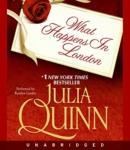 What Happens in London Audiobook