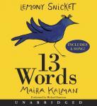 13 Words Audiobook