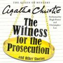 Witness for the Prosecution and Other Stories, Agatha Christie