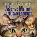 The Amazing Maurice and His Educated Rodents Audiobook