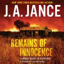Remains of Innocence: A Brady Novel of Suspense Audiobook