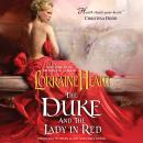 The Duke and the Lady in Red Audiobook