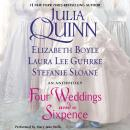Four Weddings and a Sixpence: An Anthology Audiobook