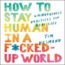 How to Stay Human in a F*cked-Up World: Mindfulness Practices for Real Life Audiobook
