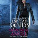 Immortal Angel: An Argeneau Novel Audiobook