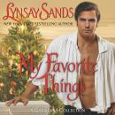 My Favorite Things: A Christmas Collection Audiobook