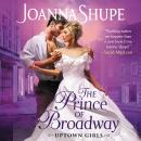 The Prince of Broadway: Uptown Girls Audiobook
