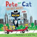 Pete the Cat: Secret Agent Audiobook