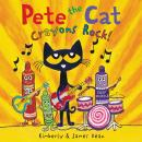 Pete the Cat: Crayons Rock! Audiobook