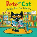 Pete the Cat Checks Out the Library Audiobook