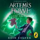 Artemis Fowl and the Lost Colony, Eoin Colfer