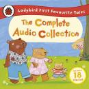 Ladybird First Favourite Tales: The Complete Audio Collection Audiobook