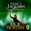 Percy Jackson and the Sea of Monsters (Book 2), Rick Riordan