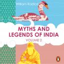 Myths and Legends of India Vol. 2 Audiobook