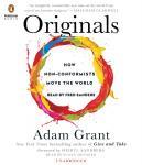 Originals: How Non-Conformists Move the World Audiobook