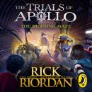 The Burning Maze (The Trials of Apollo Book 3) Audiobook