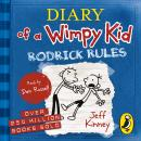 Diary of a Wimpy Kid: Rodrick Rules (Diary of a Wimpy Kid Book 2) Audiobook