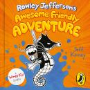Rowley Jefferson's Awesome Friendly Adventure Audiobook