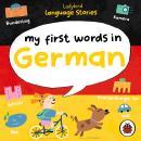 Ladybird Language Stories: My First Words in German Audiobook