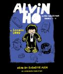 Alvin Ho Super Collection: Books 1-4, Lenore Look