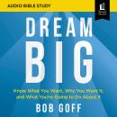 Dream Big: Audio Bible Studies: Know What You Want, Why You Want It, and What You're Going to Do Abo Audiobook