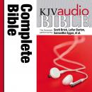 Pure Voice Audio Bible - King James Version, KJV: Complete Bible, Zondervan