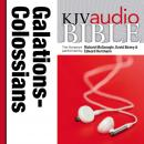 KJV, Audio Bible: Galatians through Colossians, Audio Download, Zondervan Publishing