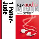 Pure Voice Audio Bible - King James Version, KJV: (37) 1 and 2 Peter; 1, 2, and 3 John; and Jude, Robert Forster