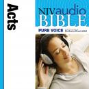 NIV, Audio Bible, Pure Voice: Acts, Audio Download (Narrated by Barbara Rosenblat), Zondervan Publishing