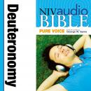 NIV, Audio Bible, Pure Voice: Deuteronomy, Audio Download (Narrated by George W. Sarris), Zondervan Publishing