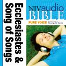 Pure Voice Audio Bible - New International Version, NIV (Narrated by George W. Sarris): (20) Ecclesiastes and Song of Songs, Zondervan