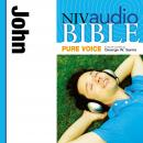 NIV, Audio Bible, Pure Voice: John, Audio Download (Narrated by George W. Sarris), Zondervan Publishing