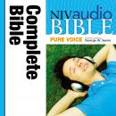 Pure Voice Audio Bible - New International Version, NIV (Narrated by George W. Sarris): Complete Bible, Zondervan