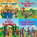 The Beginner's Bible Children's Collection Audiobook
